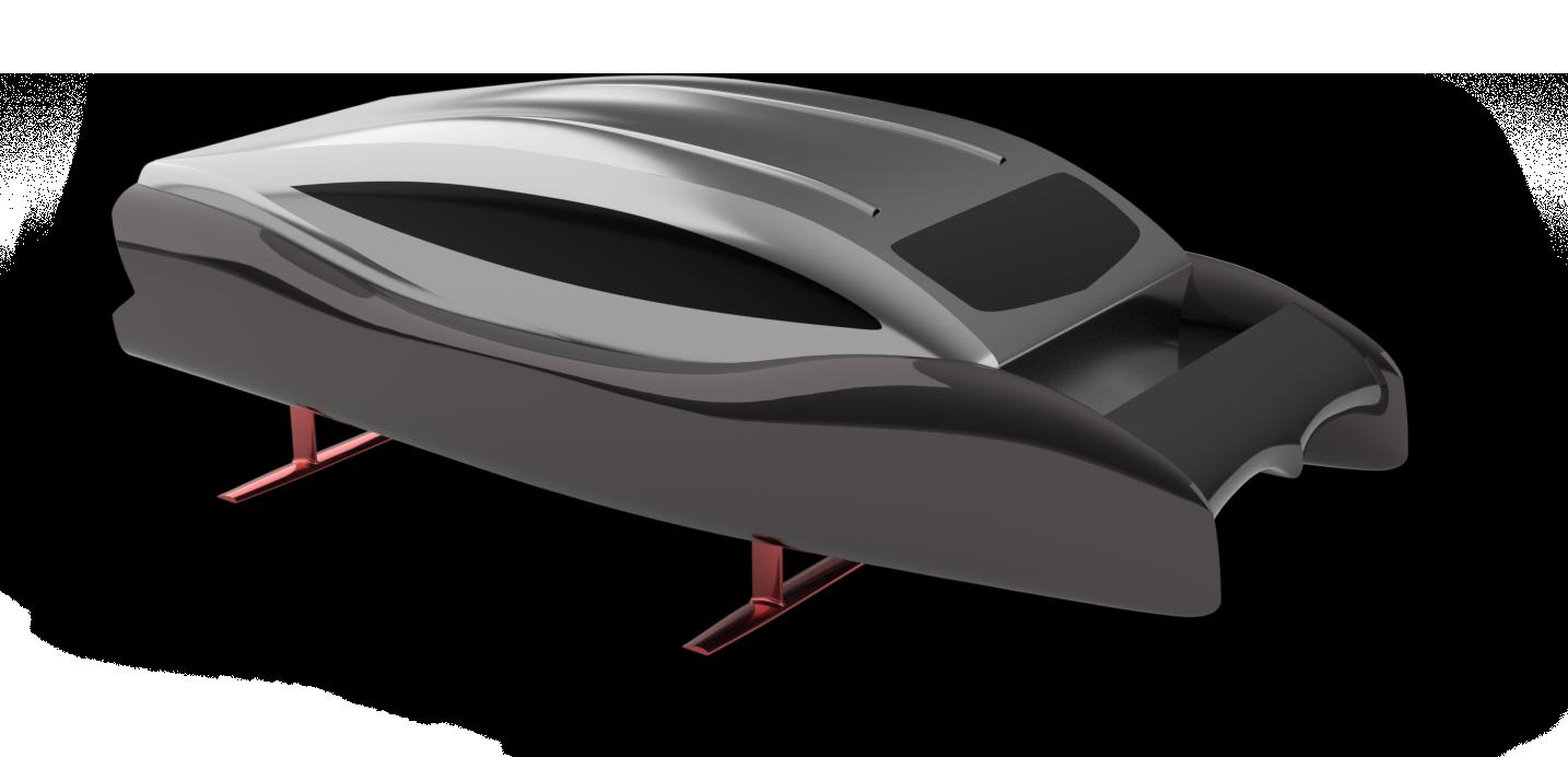 MobyFly 10m boat