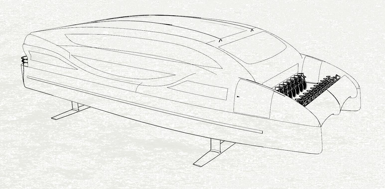MobyFly 30m boat