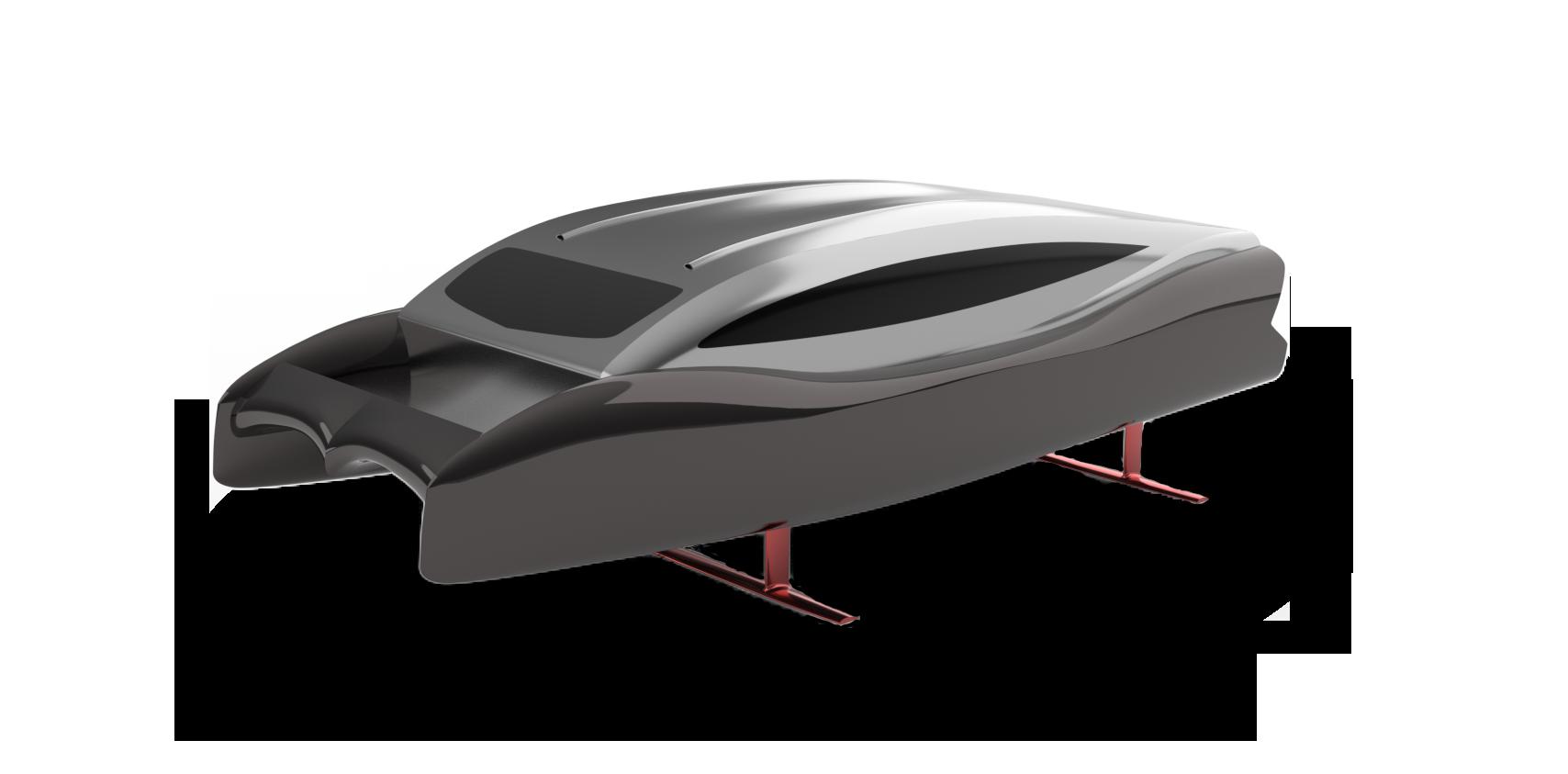 Mobyfly 18m boat